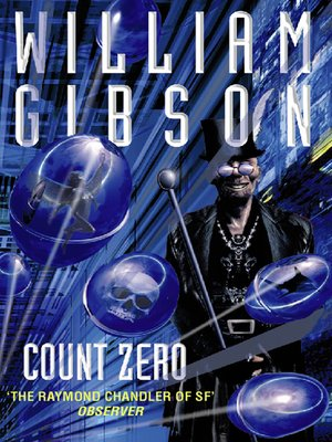 cover image of Count Zero