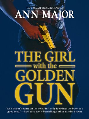 cover image of The Girl with the Golden Gun