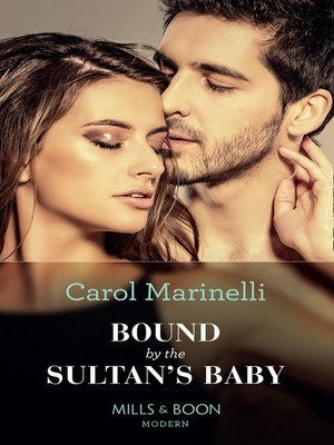 cover image of Bound by the Sultan's Baby