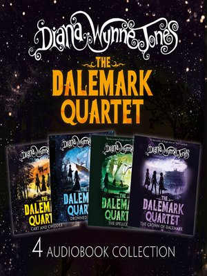 cover image of The Dalemark Quartet Audio Collection