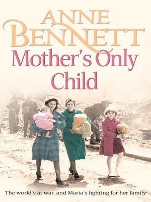 cover image of Mother's Only Child
