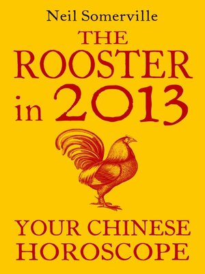 cover image of The Rooster in 2013