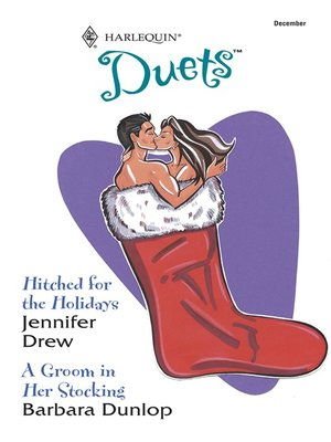 cover image of Hitched For the Holidays