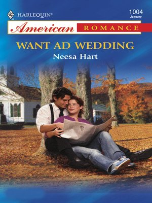 cover image of Want Ad Wedding