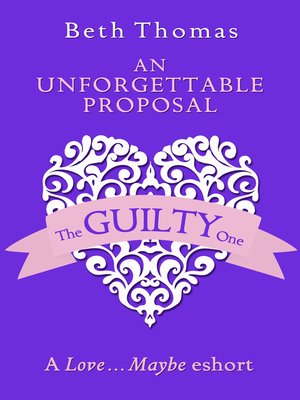 cover image of An Unforgettable Proposal