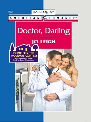 cover image of Doctor, Darling