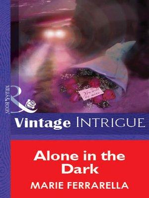cover image of Alone In the Dark