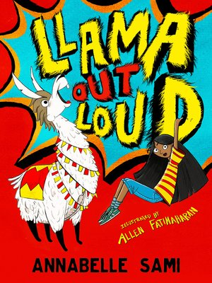 cover image of Llama Out Loud!