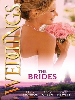 cover image of Weddings: The Brides