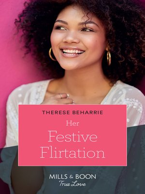 cover image of Her Festive Flirtation