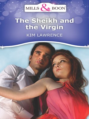 cover image of The Sheikh and the Virgin