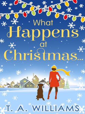 cover image of What Happens At Christmas...