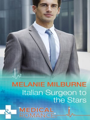 cover image of Italian Surgeon to the Stars