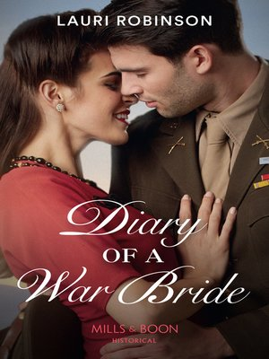 cover image of Diary of a War Bride