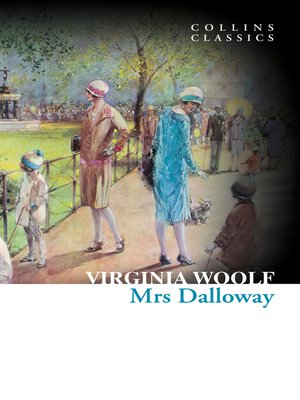 cover image of Mrs Dalloway (Collins Classics)