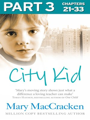 cover image of City Kid