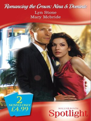 cover image of Romancing the Crown: Nina & Dominic
