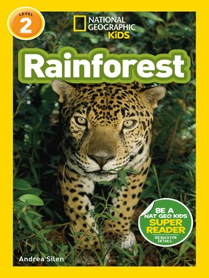 cover image of National Geographic Reader