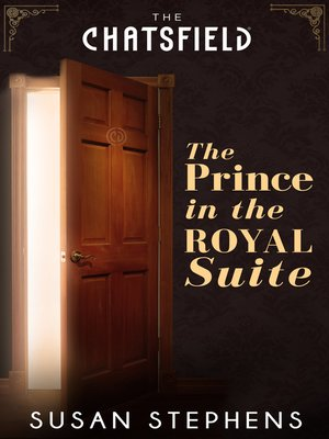 cover image of The Prince in the Royal Suite