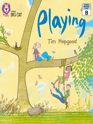 cover image of Collins Big Cat – Playing