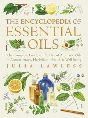 cover image of Encyclopedia of Essential Oils