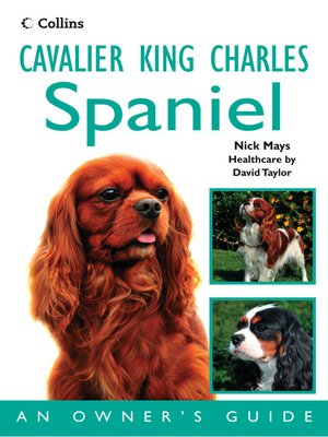 cover image of Cavalier King Charles Spaniel
