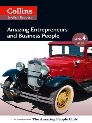 cover image of Amazing Entrepreneurs & Business People