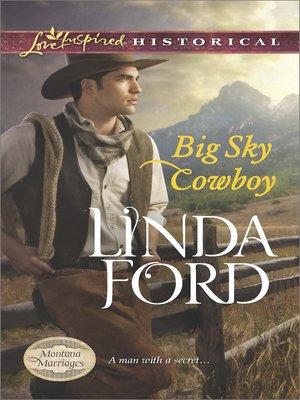 cover image of Big Sky Cowboy