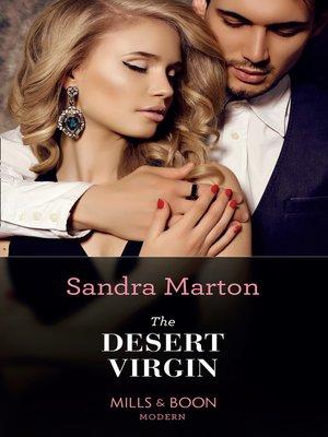 cover image of The Desert Virgin