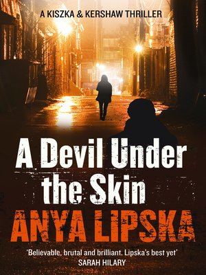 cover image of A Devil Under the Skin (Kiszka & Kershaw, Book 3)