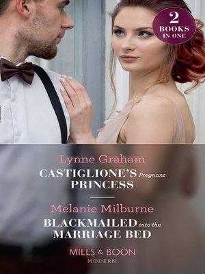 cover image of Castiglione's Pregnant Princess