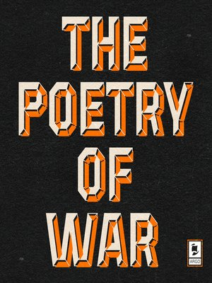 cover image of The Poetry of War
