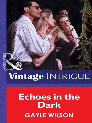 cover image of Echoes in the Dark