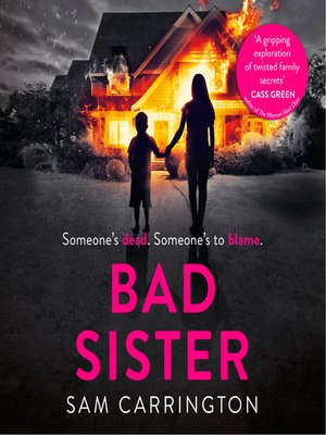 cover image of Bad Sister