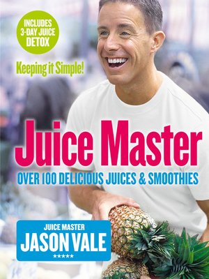 cover image of Juice Master Keeping It Simple