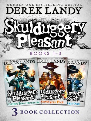 cover image of Skulduggery Pleasant, Books 1 - 3