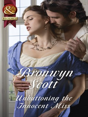 cover image of Unbuttoning the Innocent Miss