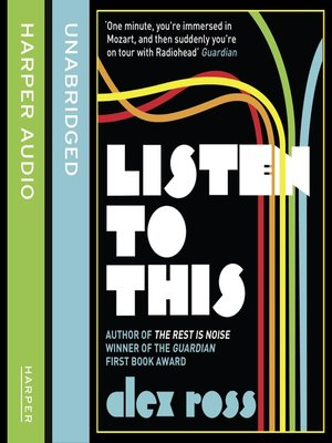 cover image of Listen to This