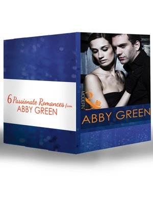 cover image of The Abby Green Modern Collection