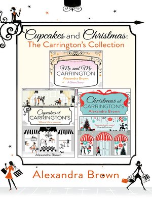 cover image of Cupcakes and Christmas