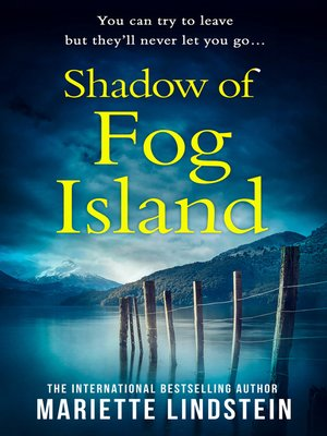 cover image of Shadow of Fog Island