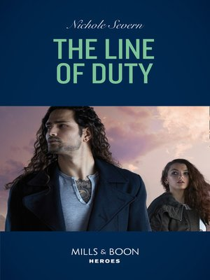 cover image of The Line of Duty