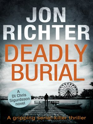 cover image of Deadly Burial