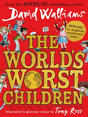 cover image of The World's Worst Children