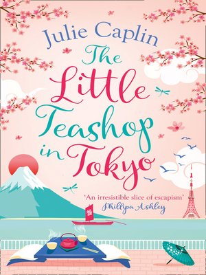 cover image of The Little Teashop in Tokyo