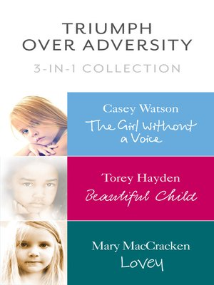 cover image of Triumph Over Adversity, 3-in-1 Collection