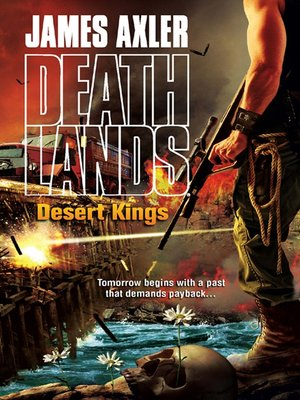 cover image of Desert Kings
