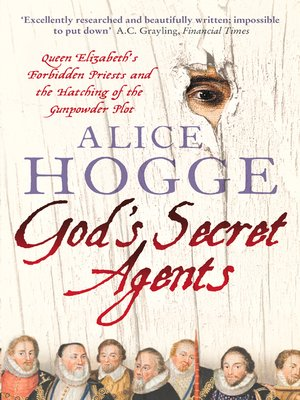 cover image of God's Secret Agents