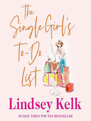 cover image of The Single Girl's To-Do List