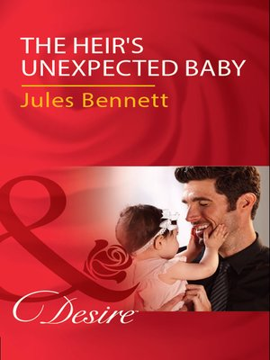 cover image of The Heir's Unexpected Baby